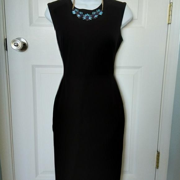 Banana Republic Dresses & Skirts - Banana Republic black bodycon dress size 0